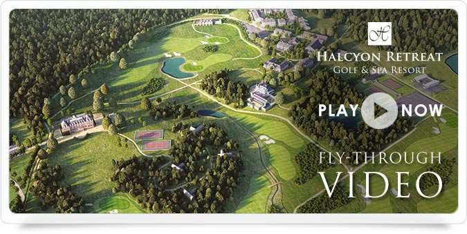 Halcyon Retreat - Golf and Spa Resort